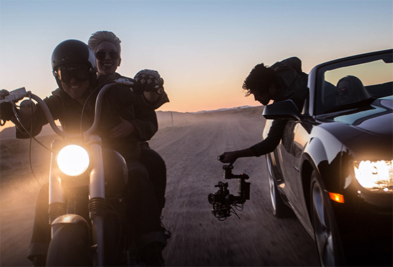 dji ronin m photo